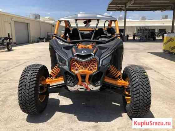 Багги BRP CAN-AM Maverick X3 X RC turbo RR 2020 Сочи