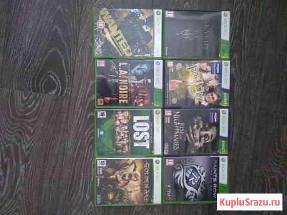 Игры на Xbox 360 Сочи