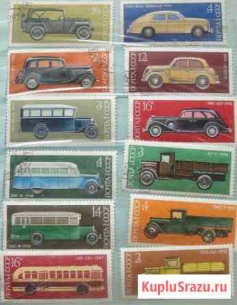 Коллекция марок ч.4 Казань