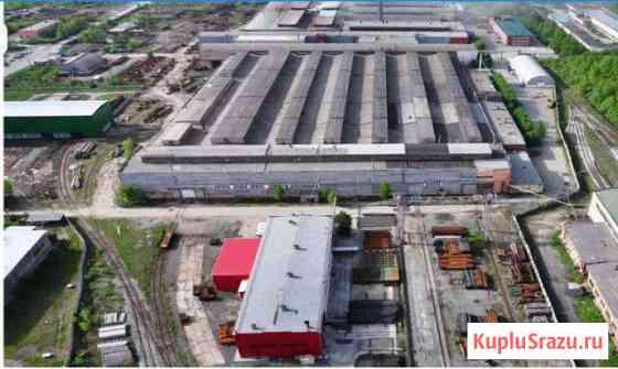 Продам металлургический завод 85000 кв.м. Качканар