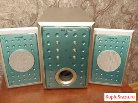 Компьютерная акустика Microlab M-555 Челябинск Челябинск