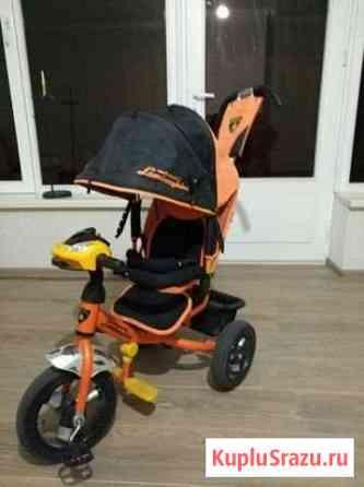 Велосипед ламборджини трехколесный Майкоп