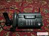 Panasonic факс с радиотрубкой