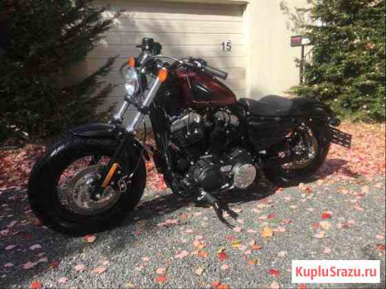 2015 Harley-Davidson Sportster Forty Eight Сертолово