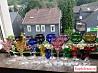 Фужеры из цветного хрусталя,Германия