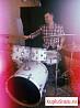 Уроки игры на барабанах и кахоне