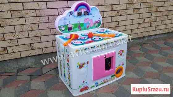 Детские игровые автоматы, игровой автомат Астрахань