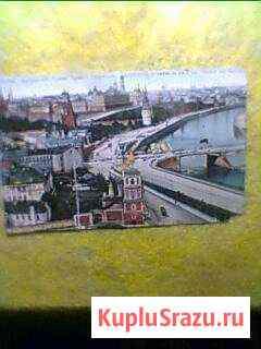 Антиквариат- Почтовая открытка,1911г Старый Оскол