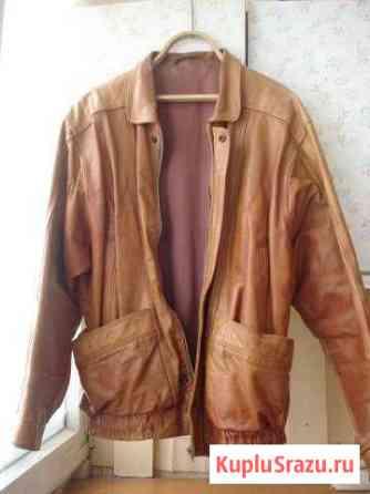 Куртка натуральная кожа Владимир