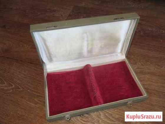 Коробка для ложек СССР Владимир