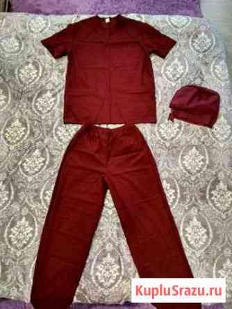 Униформа докторская Биробиджан