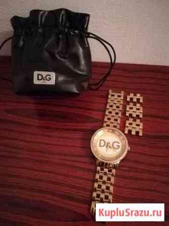 Наручные женские часы dolce&gabbana(оригинал) Назрань