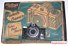 Реальный Фотоаппарат из картона - Pinhole Camera