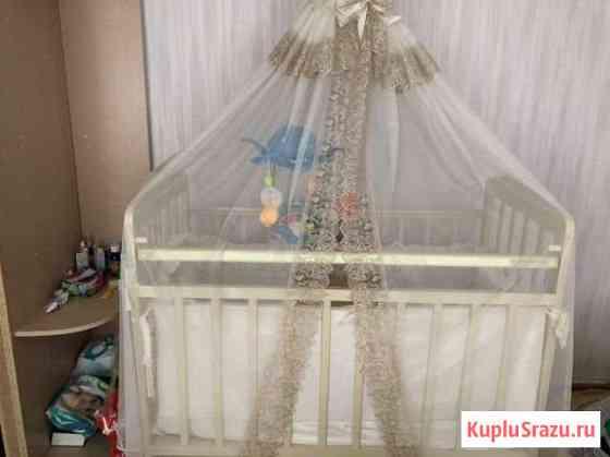 Детская кровать Шамхал