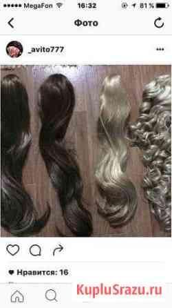 Шиньон для волос Шамхал