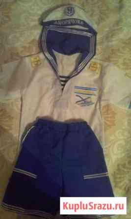 Напрокат костюм морячка Элиста