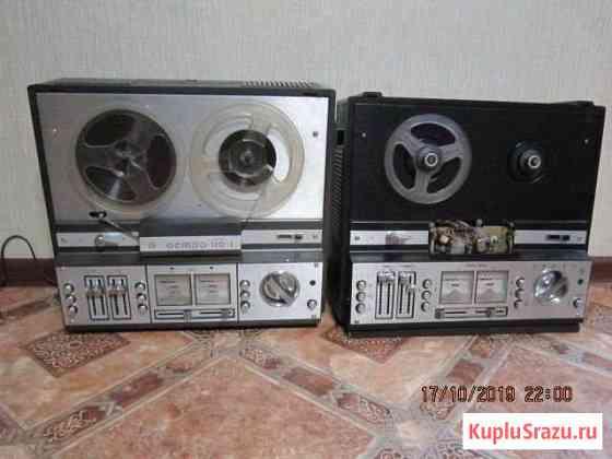 Катушечные магнитофоны Астра 209 и 110-стерео Петропавловск-Камчатский
