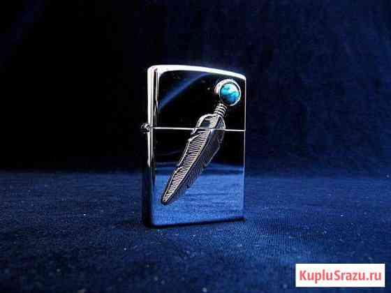 Зажигалка Zippo 392 Indian Feather Нальчик