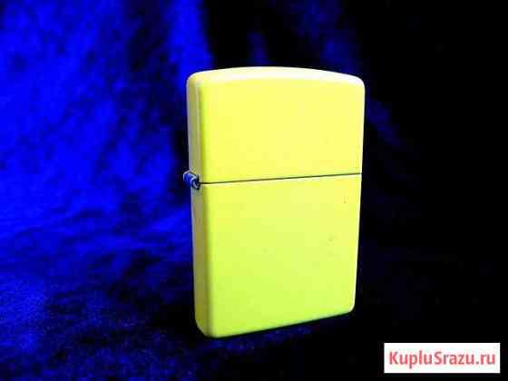 Zippo 24839 Lemon Matte Нальчик