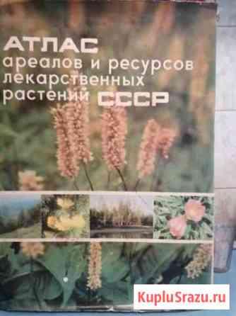 Атлас лекарственных растений Нальчик