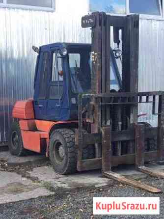 Вилочный погрузчик 7 тонн Петрозаводск