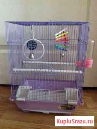 Клетка для попугая Юрга