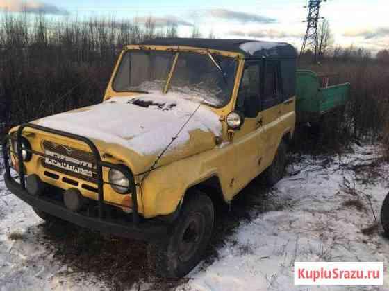 УАЗ 469 2.4МТ, 1978, внедорожник Островское