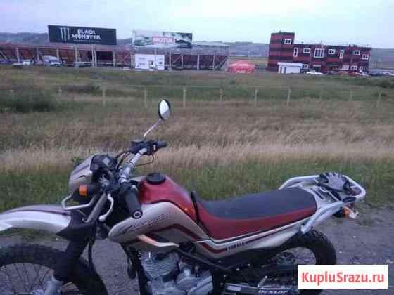 Yamaha XT 250 Serow 2005г в Канске Канск