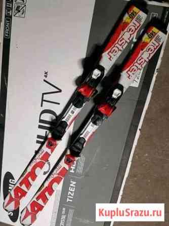 Горные лыжи atomic Redster Jr 3. (107-65-88 (140) Ужур