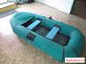 Лодка Двух местная (надувное дно )