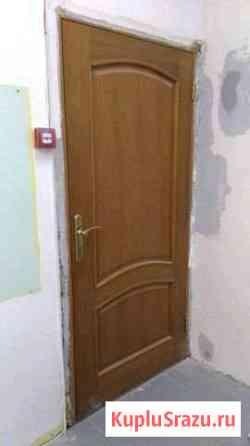 Дверь дерево-2шт Курск