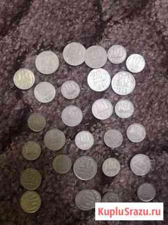 Советские монеты, марки Североморск