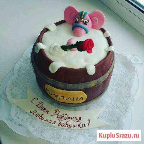 Домашние торты на заказ Рузаевка