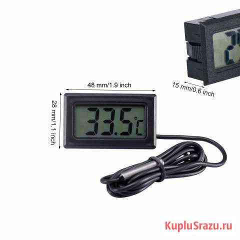 Электронный термометр Мончегорск