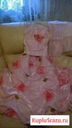 Продам новое красивое платье. Размер 9-11 лет Нарьян-Мар