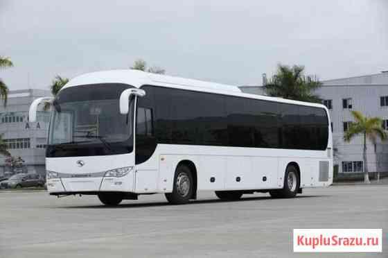 Автобус Кинг Лонг (king long) XMQ 6120 С Новосибирск