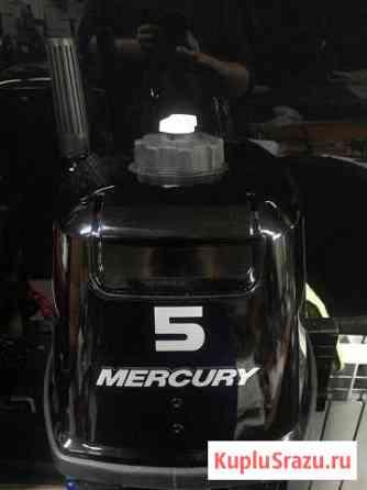 Лодочный Мотор Mercury 5 Омск