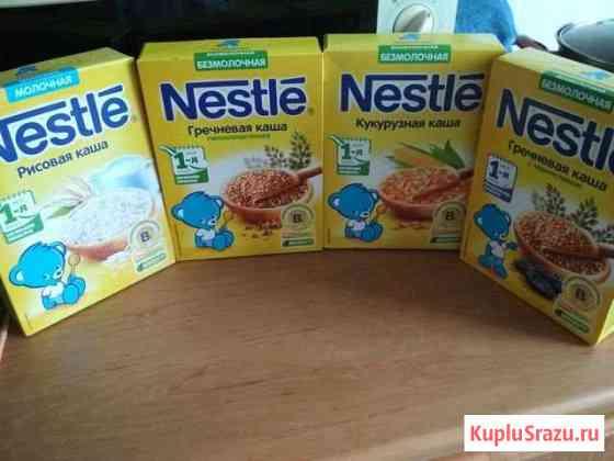 Кашу Nestle Омск