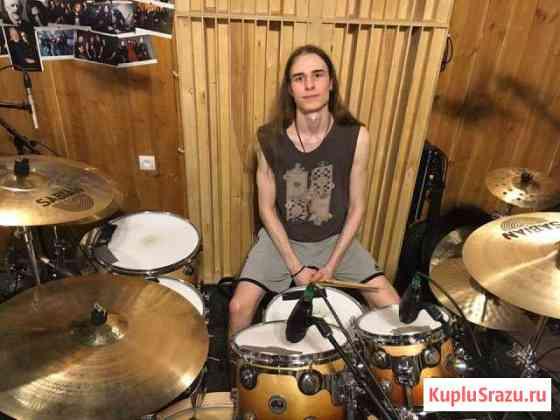 Индивидуальные уроки игры на гитаре и барабанах Оренбург
