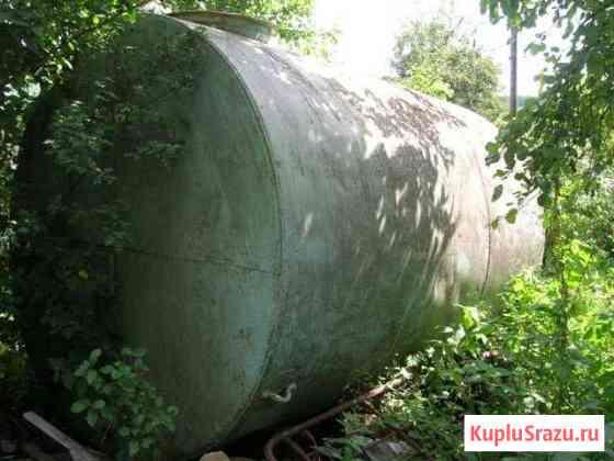 Цистерна стальная для воды и других жидкостей Орёл