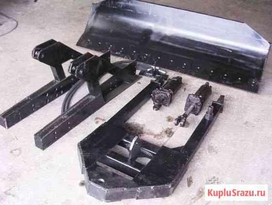Отвал бульдозерный для мтз-82 Орёл