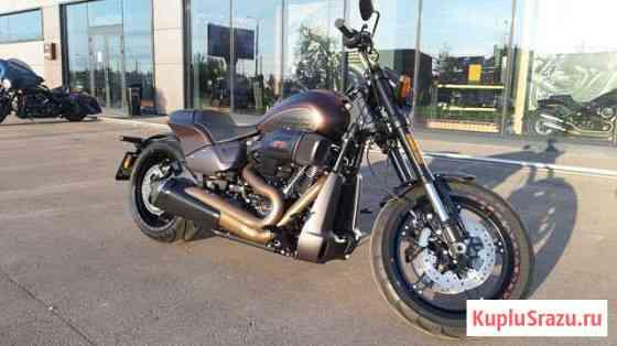 Новый мотоцикл fxdr Harley-Davidson Пенза