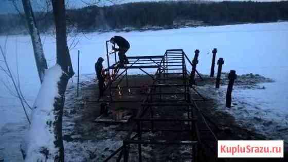 Частная бригада сварщиков выполнит любые свар.раб Кузнецк