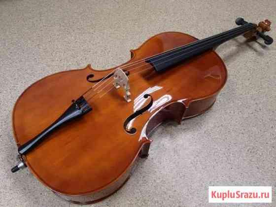 Новая виолончель Fabio F-019 c чехлом Пермь