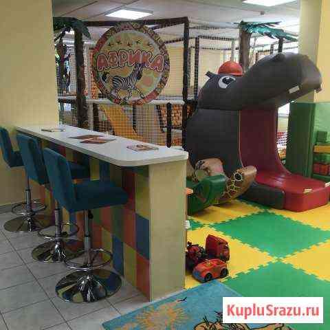 Детская игровая комната Пермь