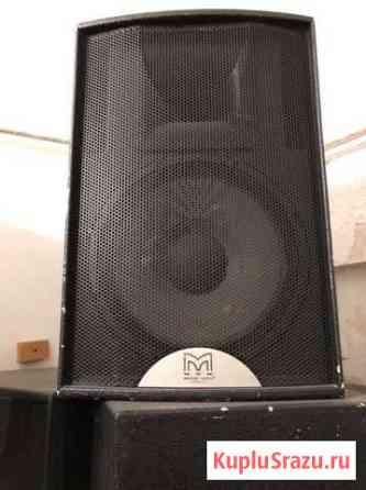Комплект Martin Audio (копия) F15, ws218 Владивосток