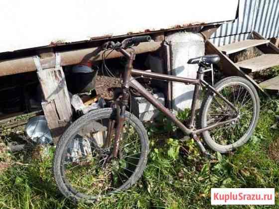 Велосипед Горно-Алтайск
