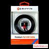 USB кабель griffin iPhone 3/4 в коробочке