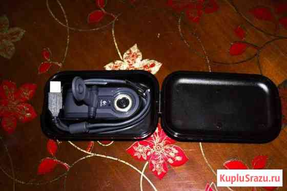 Продам новую веб-камеру LOgitech 4.9 mm Кинель