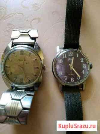 Часы СССР механические,рабочие Саратов